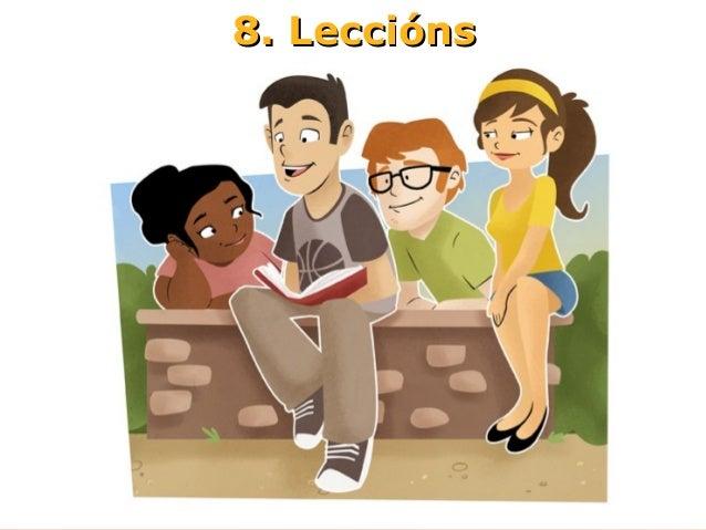 8. Leccións