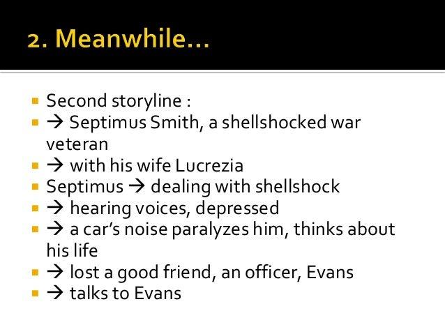 Virginia woolf mrs dalloway summary