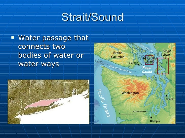 5 ocean geography notes straitsound freerunsca Image collections