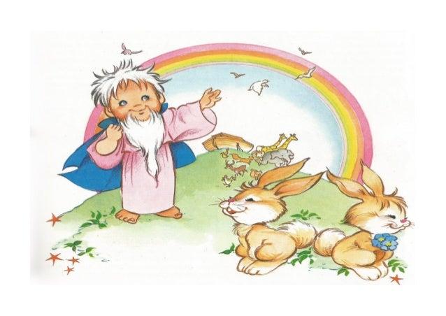 A bíblia das crianças - O dilúvio universal (estória e atividades)