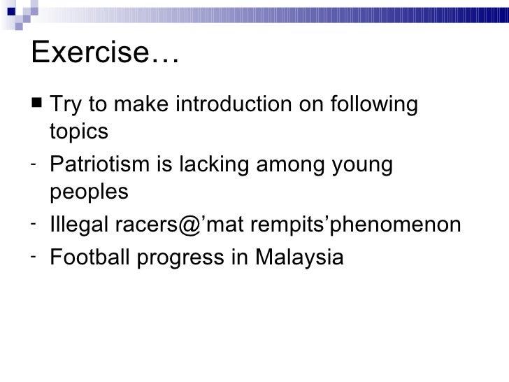 para essay structure  8