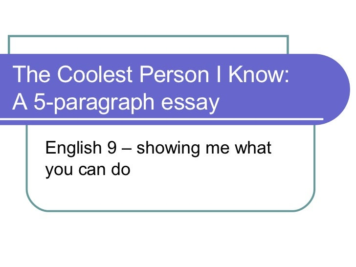 Qualities of a good essay question