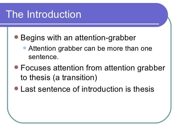 Easy way write 5 paragraph essay