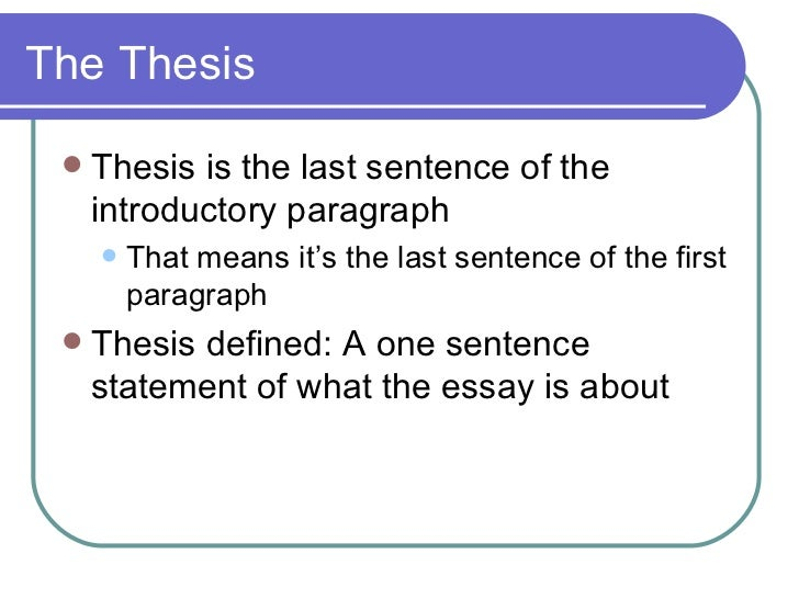 can you have a six paragraph essay The five-paragraph essay is a format of essay having five paragraphs: one  introductory  contents 1 overview 2 critique 3 see also 4 notes 5  references 6 external links  finally, the last sentence of the first paragraph of  such an essay would state the thesis the author is trying to prove the thesis is  often linked to a.