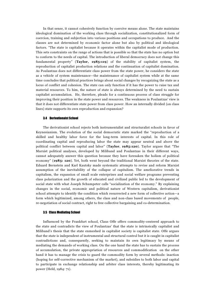 what are the dominant factors of political socialization