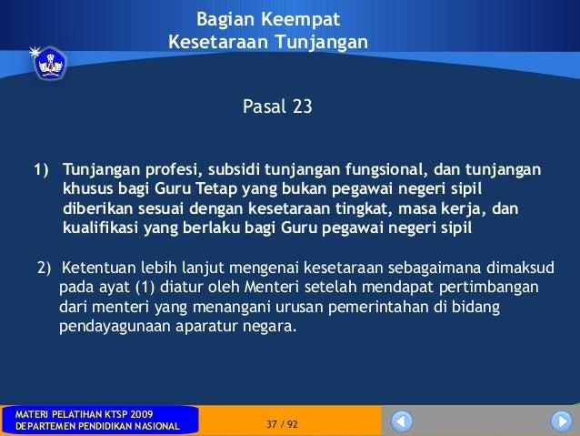 MATERI PELATIHAN KTSP 2009DEPARTEMEN PENDIDIKAN NASIONALMATERI PELATIHAN KTSP 2009DEPARTEMEN PENDIDIKAN NASIONAL 37 / 921)...