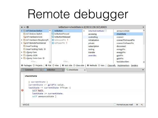 Future • More RaspberryPI models • Beaglebone models • Deploying as service from image • Zeroconf for armVM+IoT • Improve ...