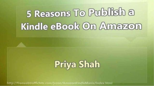 """Ina     5 Reasons """"T70 ? Pi'. ilb: l§'i'i§llij av Kindle eB0b. l%< Gm A»mnra: z1e: io  Priya   p: //llecw-'lat;  ii. ':-- ..."""