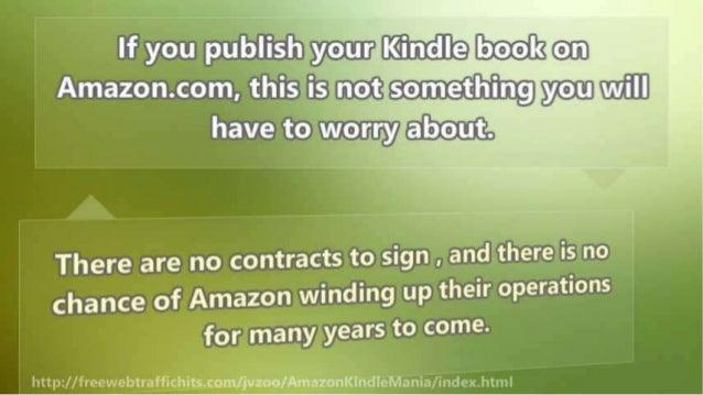 If you publish your lj(i'nfdl, 'e, e l5;ojpjkj; Q'nr Amazon. com.  this is not soTmie. t'l.1'i'njgr y. o1L'I will have to ...