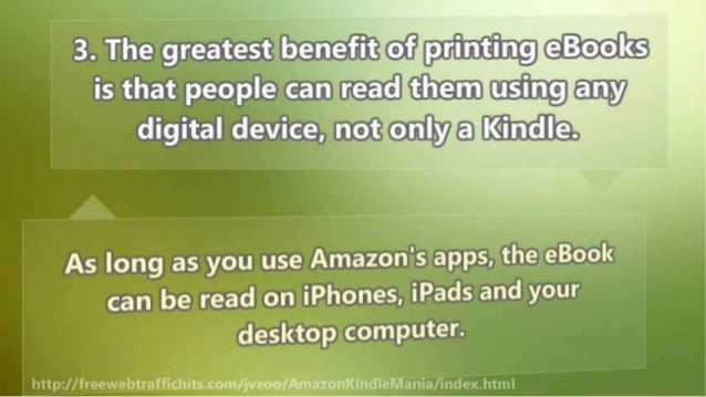 """3. The greatest benefit of pI1i""""n""""fiJn§9i é'. B70.0Z. I{Sit  is that people can need?  them;  usinfgi any digital device, ..."""
