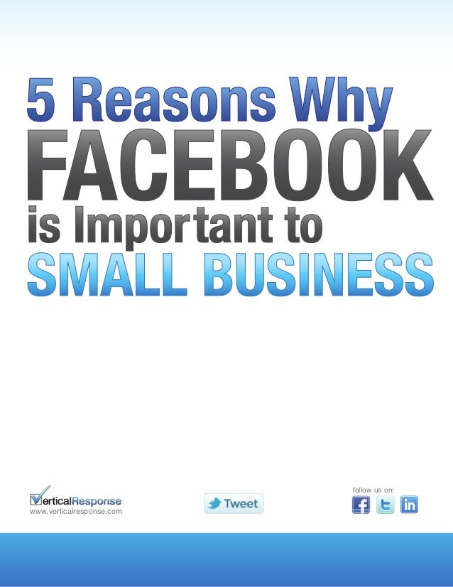 5 Important Skin Care Tips For Girls: 5 Reasons-why-facebook-is-important-to-small-business