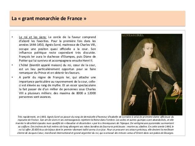 La « grant monarchie de France » • Le  roi  et  les  siens:  Le  cercle  de  la  faveur ...