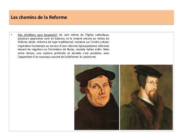 5. Renaissances