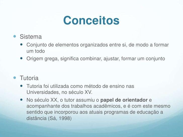 Características dos Sistemas de Tutoria Slide 2