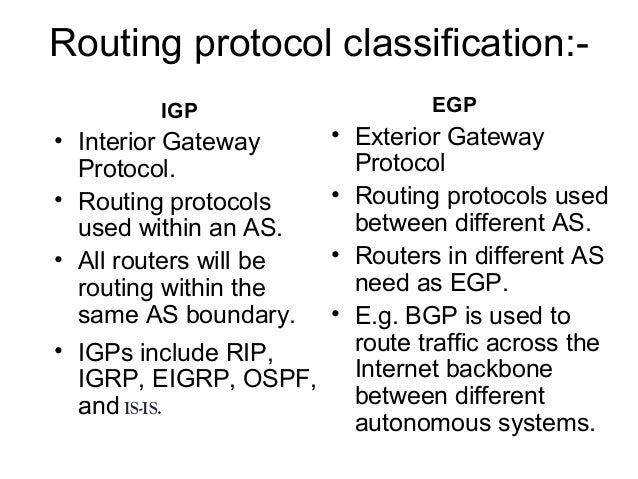Ccna Part 5 Routing