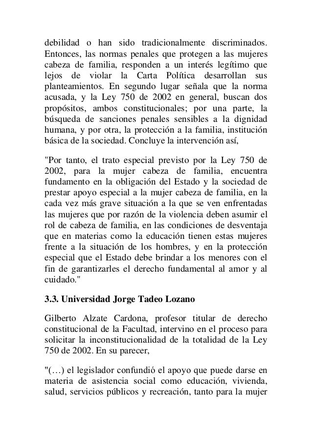 LEY 750 DE 2002 PDF DOWNLOAD
