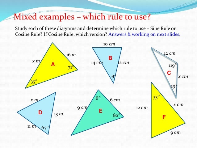 right triangle trigonometry worksheet with answers