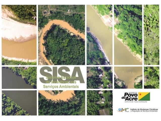 Linha do Tempo - SISA 2001  2003-  2006  2007  2008  2009  2010  2011 Consulta Pública – SISA  -Projeto de Reflorestamento...