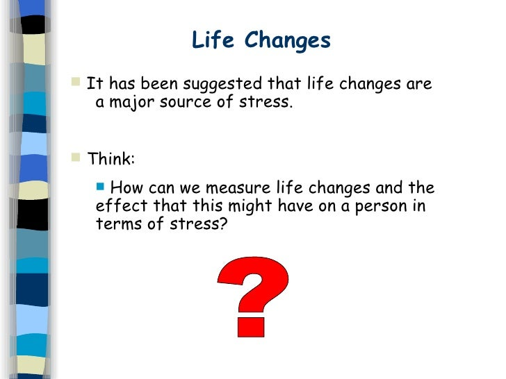 source of stress Assessing stress among university students  stress is one of the serious issues that affect university student's life,  stress source mean std deviation.