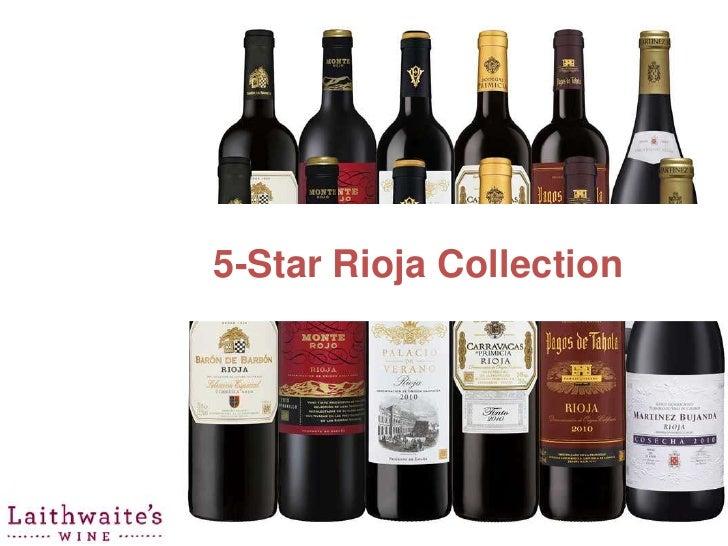 5-Star Rioja Collection