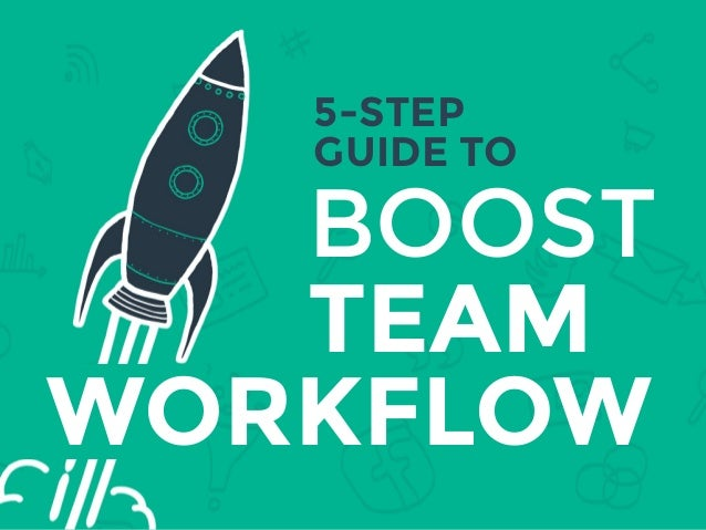 BOOST TEAM 5-STEP