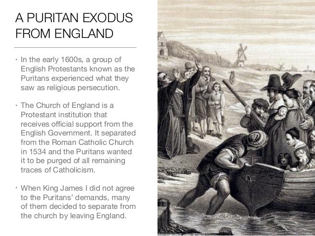 The many contradictions in the puritan religion