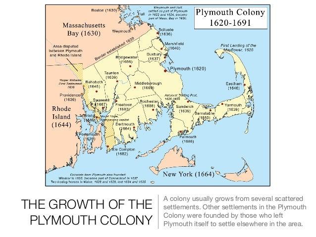 5 The Massachusetts Bay Colony