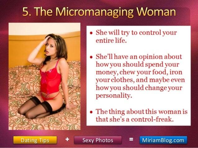 Dating control freak women