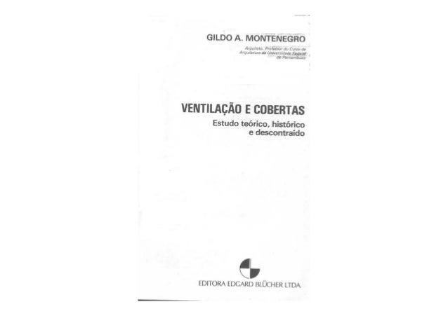 Ventilação e Coberturas - Gildo  Montenegro