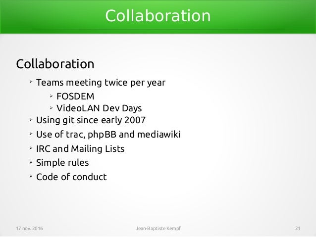 VideoLAN & VLC