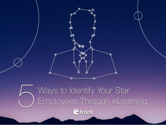 Ways to Identify Your Star Employees Through eLearning5