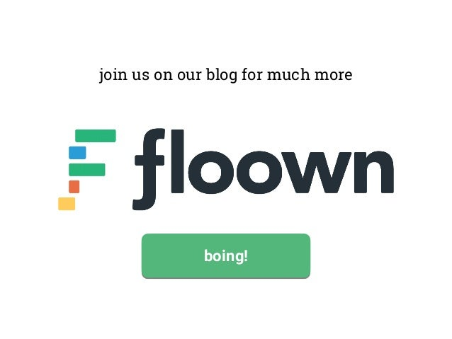 join us on our blog for much more boing!