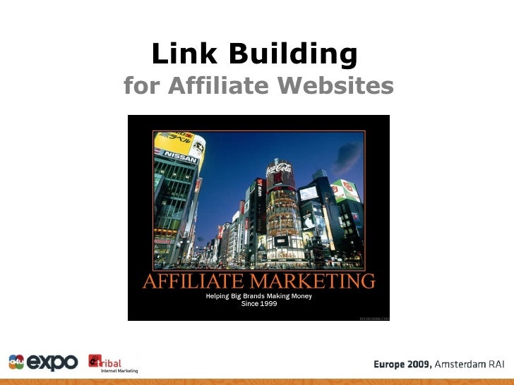 Link Building   for Affiliate Websites