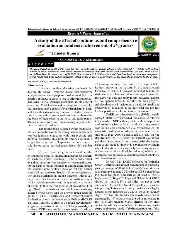 50 SHODH, SAMIKSHA AUR MULYANKAN International Indexed & Refereed Research Journal, ISSN 0974-2832,(Print) E- ISSN-2320-54...