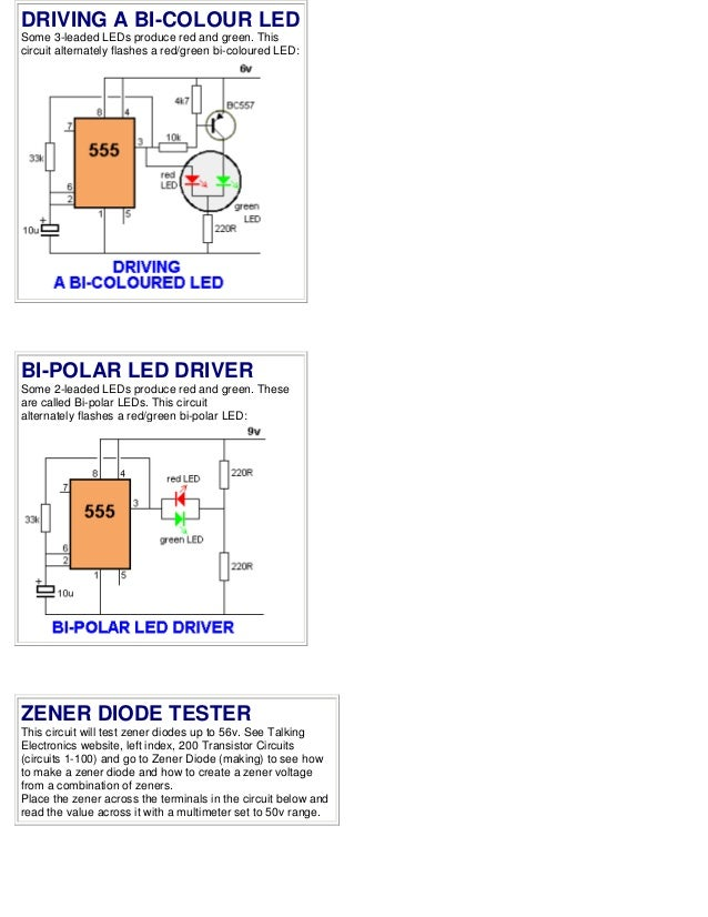 50 555 circuits Transistor Tester Schematic Simple Transistor Tester