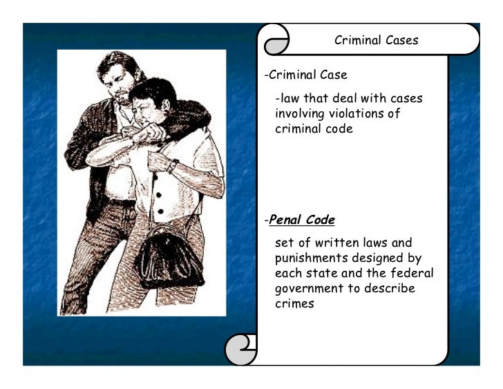 50 Civil And Criminal Cases
