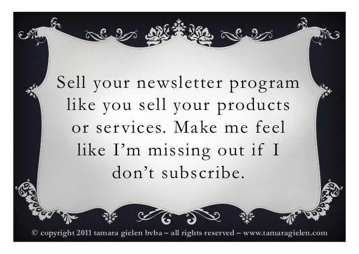 50 simple but highly effective email marketing tips Slide 3