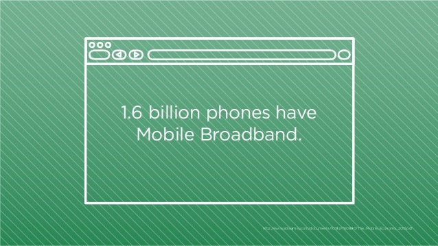 1.6 billion phones have Mobile Broadband.  http:/ /www.atkearney.com/documents/10192/760890/The_Mobile_Economy_2013.pdf