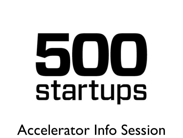 Accelerator Info Session