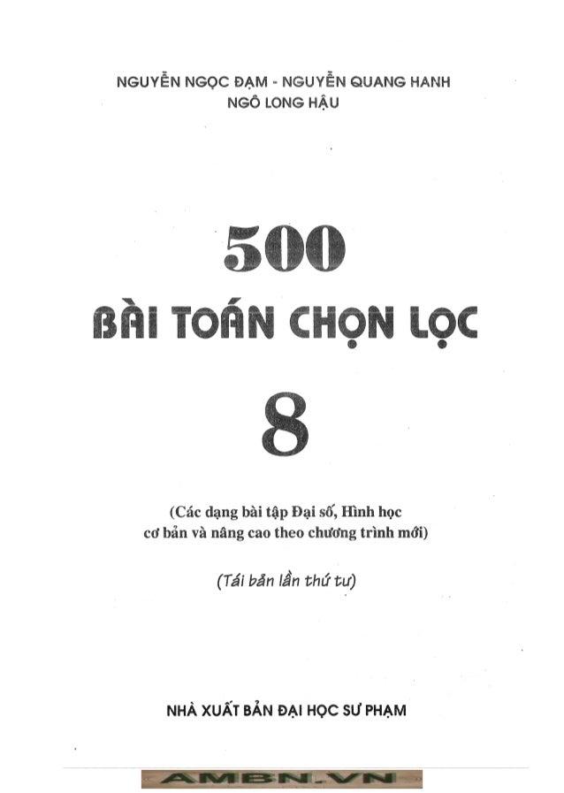 500 bai toan lop 8