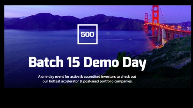 #500STRONG • 110 people, 20 countries, 25+ languages • $220M under management • 1500 companies across all funds • >500 com...