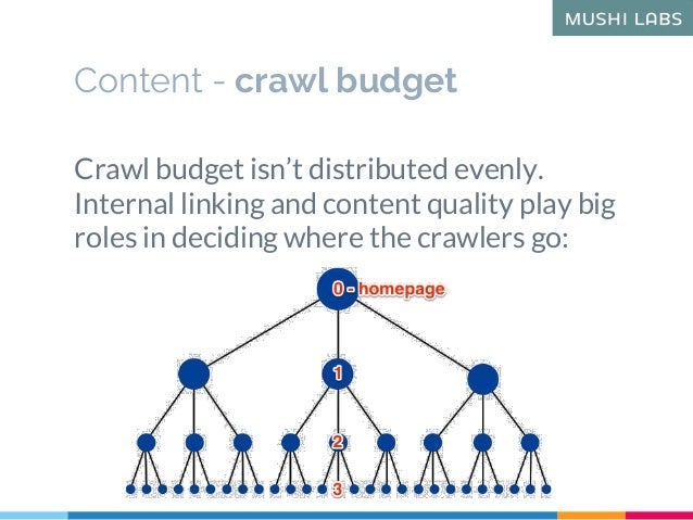 Crawl budget isn't distributed evenly. Internal linking and content quality play big roles in deciding where the crawlers ...
