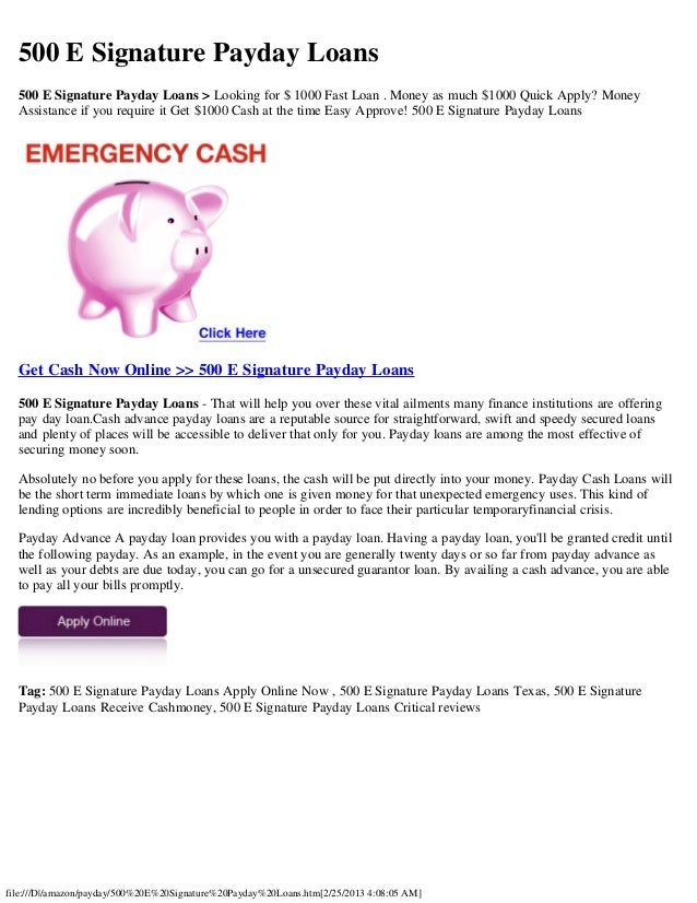 Online payday loans in california picture 7