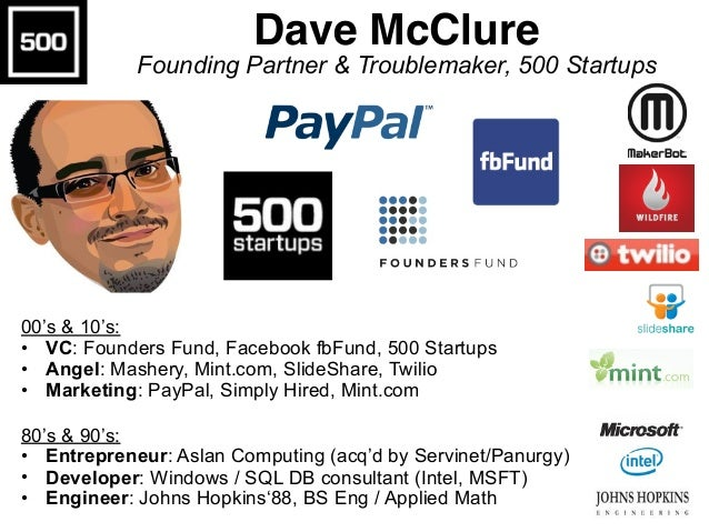 From 500 Startups to 500 VCs Slide 2