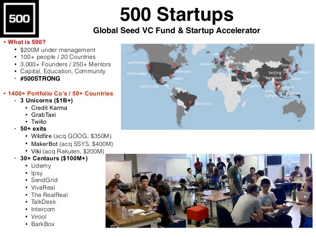 500 Startups