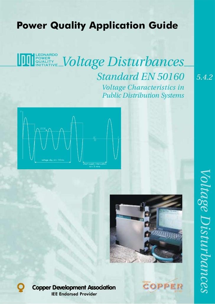 Power Quality Application Guide                          Voltage Disturbances                                             ...