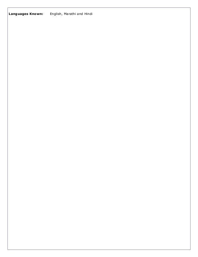 Rakesh New Resume Slide 3
