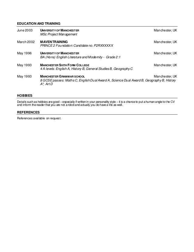 Cv Template Uk Word Document   Clasifiedad  Com lorexddns Sales CV