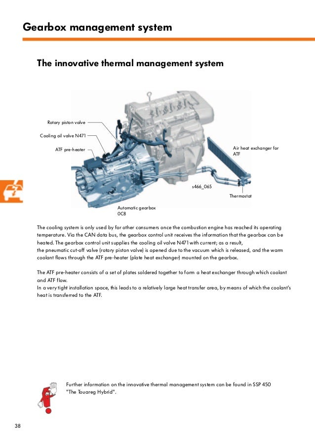 501 Ssp466 En 8 Speed Automatic Gearbox