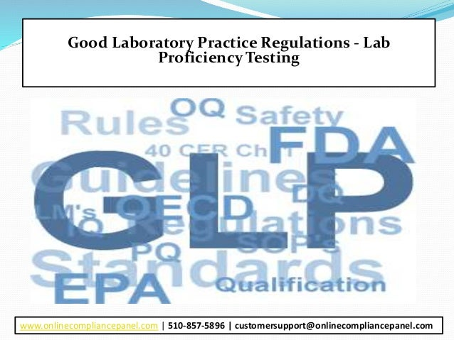 good laboratory practice Good laboratory practice (glp) deals with the organization, process and conditions under which laboratory studies are planned, performed, monitored, recorded and reported glp practices are intended to promote the quality and validity of test data.